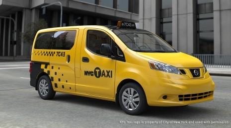taxi jaune nyc