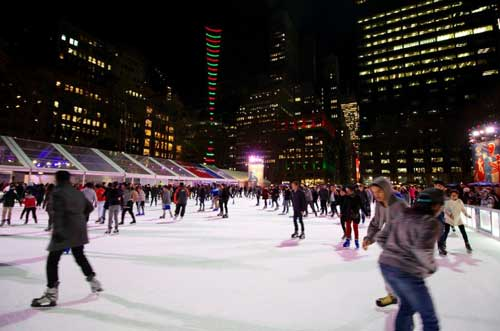 patinoire new york
