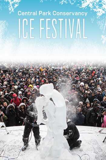central park ice festival 2016
