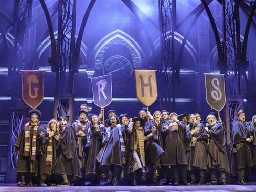 harry potter broadway