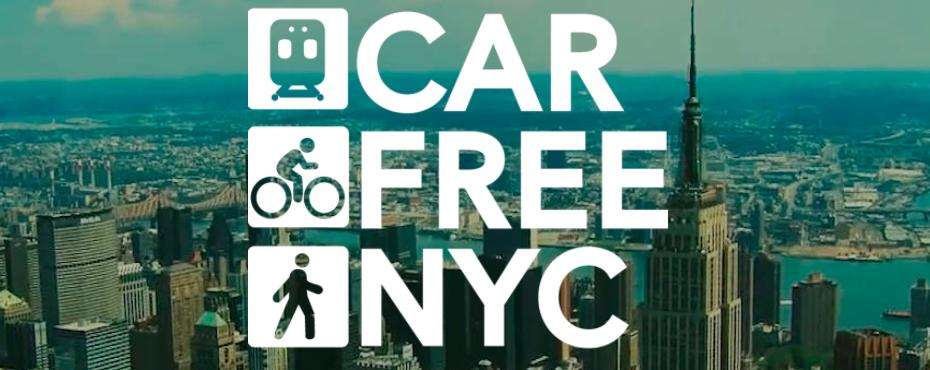 journée sans voiture New York