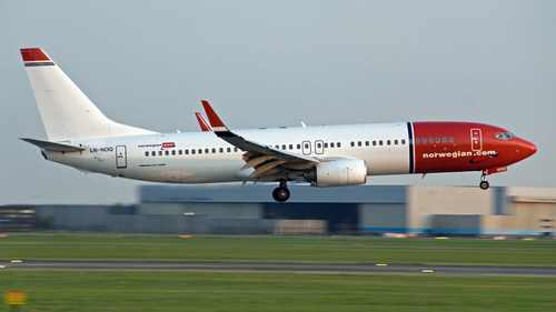 paris-new york norwegian airlines