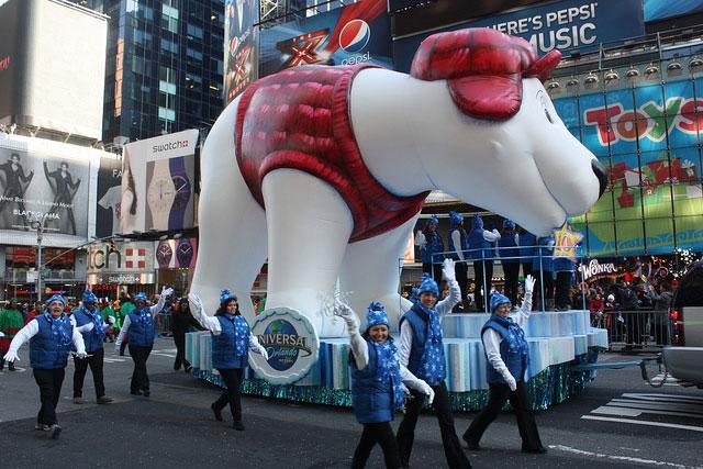 nyc macy's parade