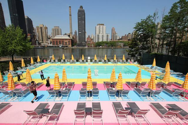 piscine new york été 2016