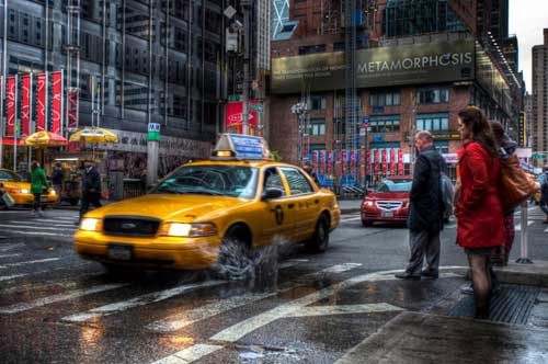 prix taxi new york