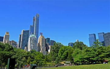 les parcs de new york