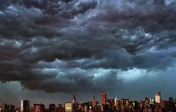 climat new york
