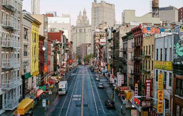quartiers new york