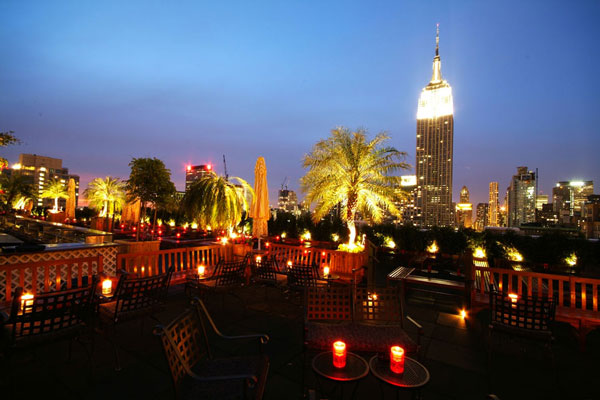 Carte new york for Nuit hotel pas chere