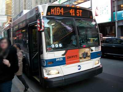 bus new york