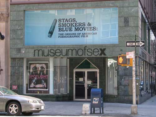 musee sex new york