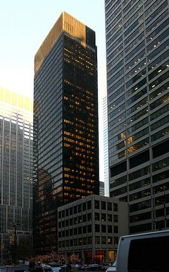 seagram building new york
