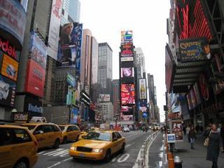 vacances new york