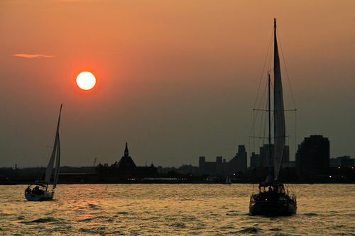 hudson river new york