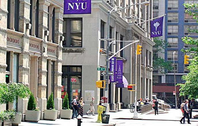 voyage new york university